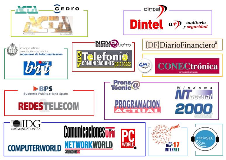 logos de revistas: